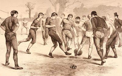 La 'verdadera' historia del fútbol