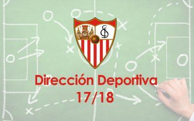 NUEVO ORGANIGRAMA DE LA DIRECCIÓN DEPORTIVA DEL SEVILLA FC 17/18