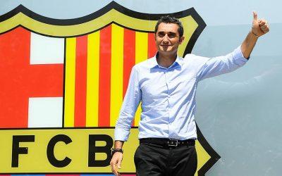Valverde lanzará una ofensiva contra el fútbol vasco con sus dos primeras peticiones en Barcelona