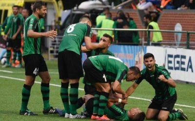 (1-2) El Europa hace historia ganando el partido de ida de la previa de la Champions League