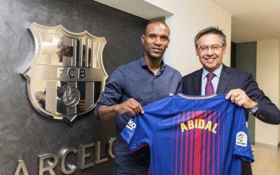 Abidal, presentado como nuevo embajador del Barça