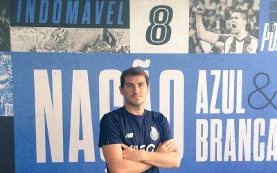 ¡Iker Casillas se queda en el Oporto!