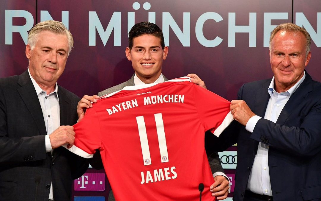 James al Bayern