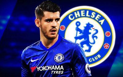 Álvaro Morata es nuevo miembro del Chelsea