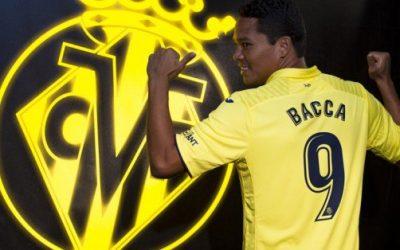 El Villarreal confirma el fichaje de Carlos Bacca