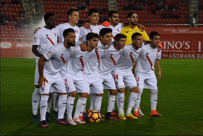 El Sevilla FC recurre a la táctica 'FC Barcelona' para dar un impulso definitivo a su cantera