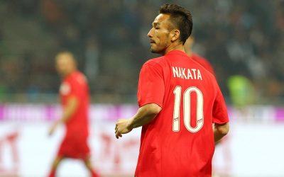 Hidetoshi Nakata, el hombre que perdió la ilusión de jugar