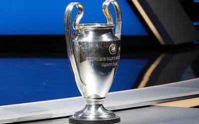 Como me gusta la Champions League ¡¡¡