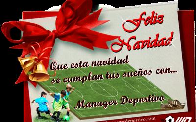Felicitaciones Manager Deportivo