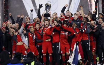 Las 8 claves y récords del Toronto campeón