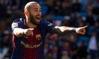Atlético y Nápoles también se interesan por Aleix Vidal