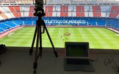 ¿Cómo trabaja el Departamento de Análisis de la Academia del Atlético de Madrid?