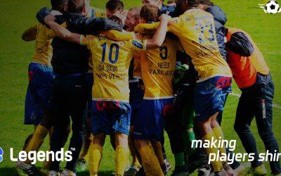 Legends y Manager Deportivo juntos por la proyección de sus futbolistas