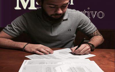 Gaspar Monteiro RibeiroNuevo jugador MD