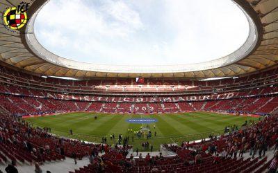 El Wanda Metropolitano acogerá la final de la Copa del Rey el próximo 21 de abril