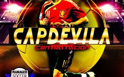 MD Y Soccer Total con Eventos Deportivos Capdevila