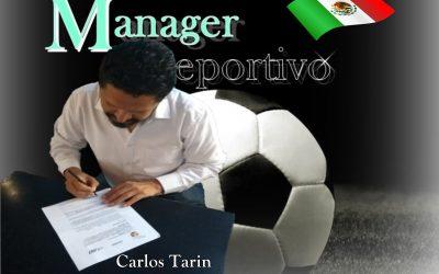 Carlos Eduardo Tarin Nuevo Colaborador/Scouting de MD en Mexico