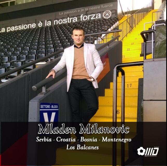 Mladen Milanovic Nuevo Colaborador de MD para Los Balcanes