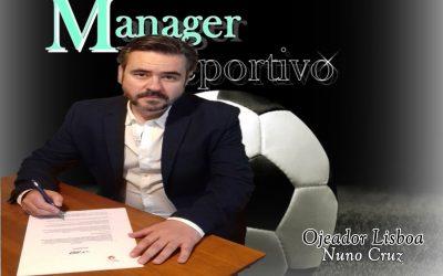 Nuno Cruz  Nuevo Colaborador/Scout de MD para Lisboa