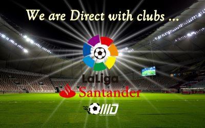 MD Busca Jugadores Liga Santander