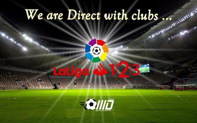 MD Busca Lateral Izquierdo/Derecho Liga 123