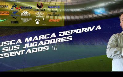 MD Busca Marca Deportiva para sus Futbolistas Representados