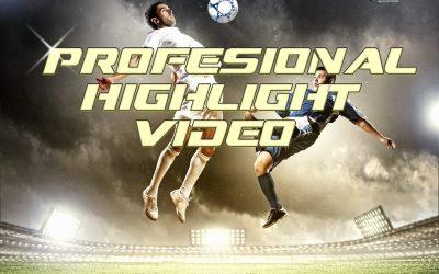 MD Grán Promoción de Vídeo Profesional HighLight