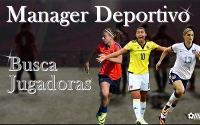 MD Selecciona Jugadoras de Fútbol