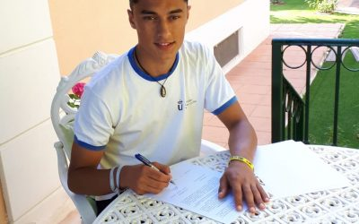 MD Incorpora al Capitán del Hércules CF al Juvenil Ángel Moreno Sequeira