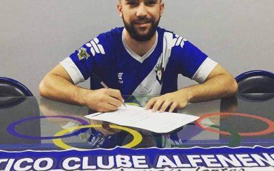 El Jugador de MD Jhon Aaron Ficha por el Atlético Clube Alfenense