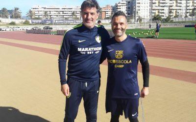 José Desiderio Preparador Físico de Elite con MD