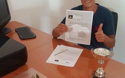 Iker Liaño Nuevo Jugador de MD