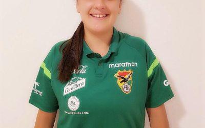 La Delantera Boliviana Paola Guzmán Carrasco Nueva jugadora de Manager Deportivo vendrá a España en Diciembre a jugar en segunda División