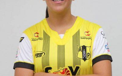 Kelly Restrepo Internacional Colombiana Viene a CD. Montes 2ª División Féminas de la Mano de Manager Deportivo