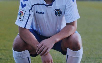 Luis Enrique del CD Tenerife, se une a Manager Deportivo