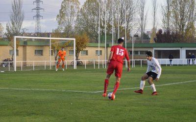 El delantero del Burgos CF Alejandro Rojo, nuevo jugador MD.