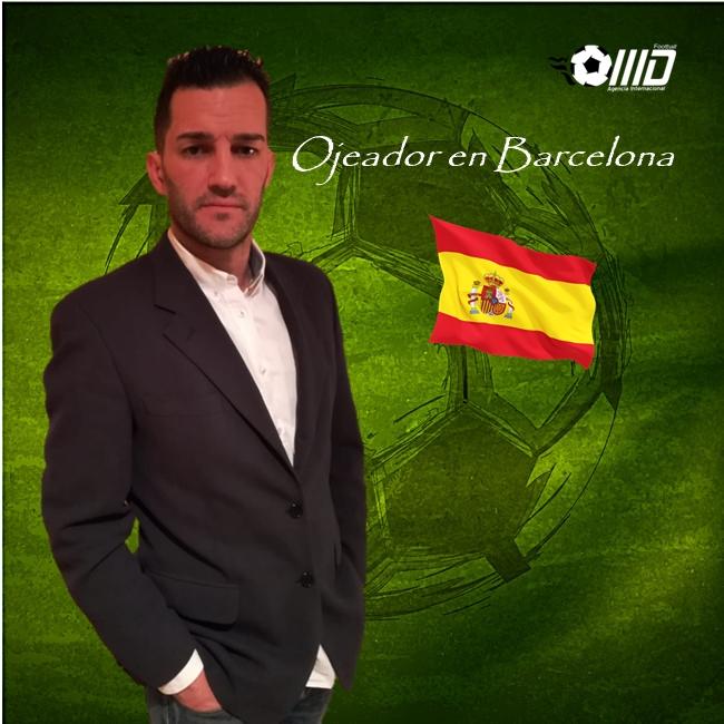 Jose Antonio Palanco nuevo Ojeador/Scout  de Manager Deportivo en Barcelona