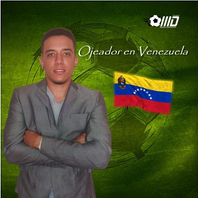 MD Roberto Sierra nuevo Ojeador en Venezuela