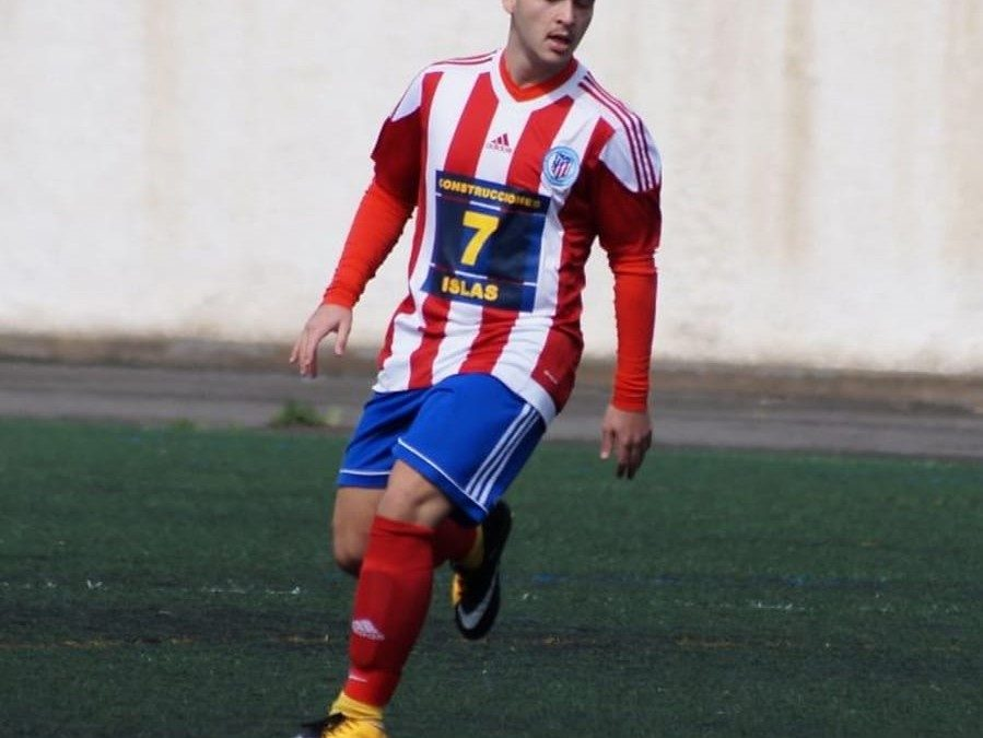 Gabriel Díaz la nueva Perla Canaria Firma en Manager Deportivo