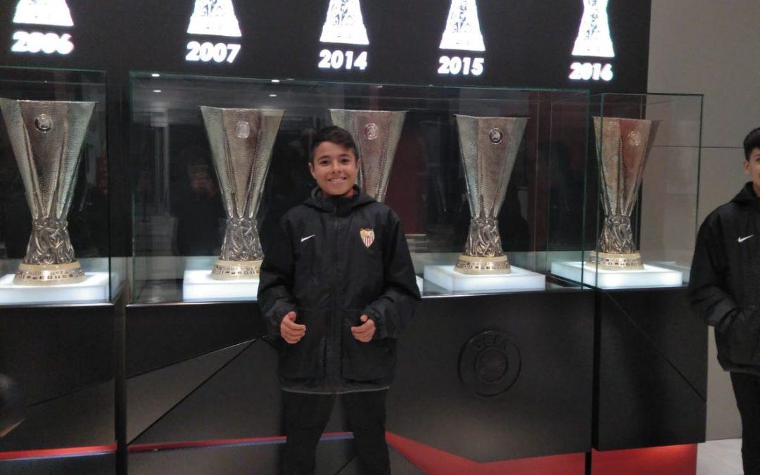 Sevilla, Sergio Niza y Manager Deportivo