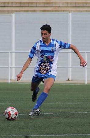 Adrian Ibañez Castilla Nuevo jugador que confía su carrera deportiva a Manager Deportivo.