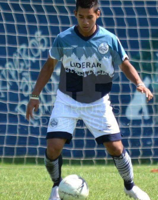 Alexander Cauteruccio Firmó en Manager Deportivo