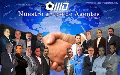 Agentes Manager Deportivo 2019/2020