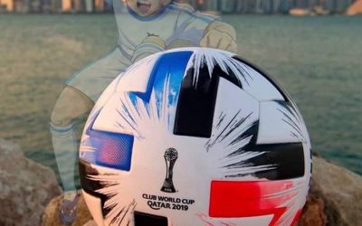 'Tsubasa'. El balón del mundial de clubes