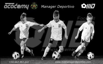 i-Academy Manager Deportivo Campo de Gibraltar Coerver