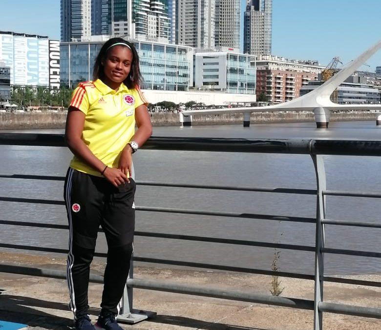 La mundialista Laura Daniela jugara en España.